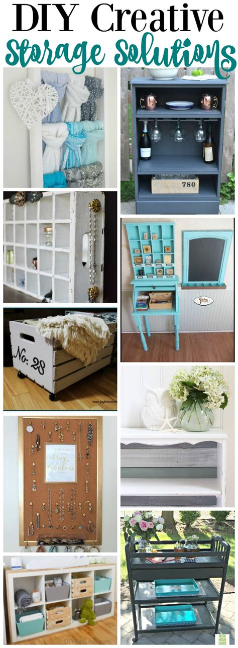 Diy Storage Solutions For The Home