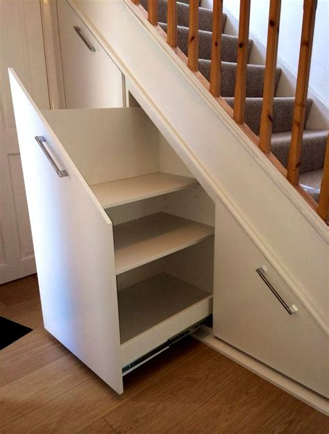 Diy Storage Stairs