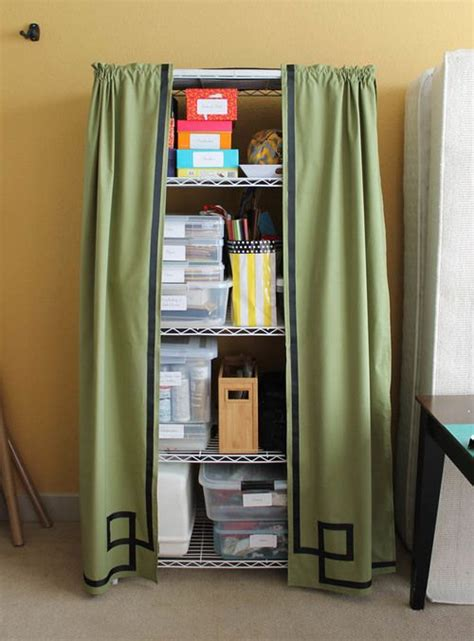 Diy Storage To Hide Messes Pinterest