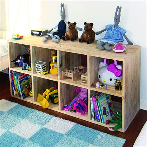 Diy Storage Units For Kids