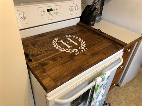 Diy Stove Top Covers