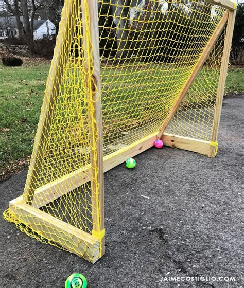 Diy Street Hockey Net