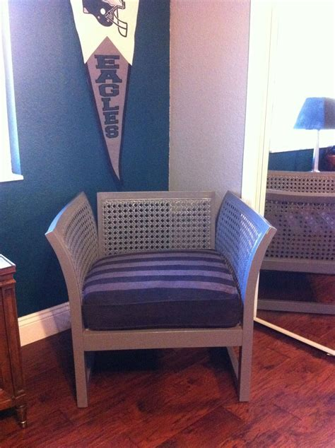 Diy Striped Furniture