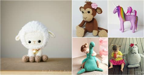 Diy Stuffed Animals For Kids