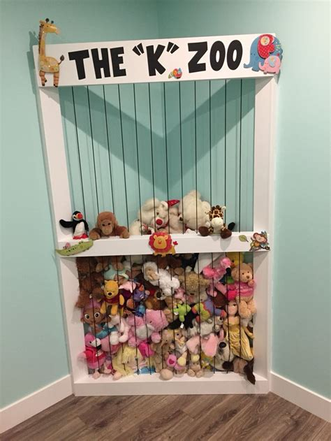 Diy Stuffy Storage