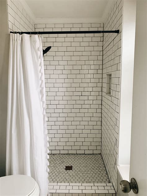 Diy Subway Tile Shower