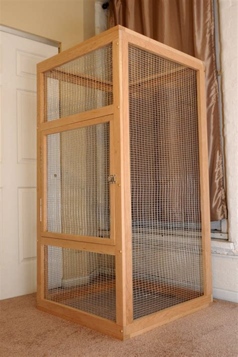 Diy Sugar Glider Cage Wood