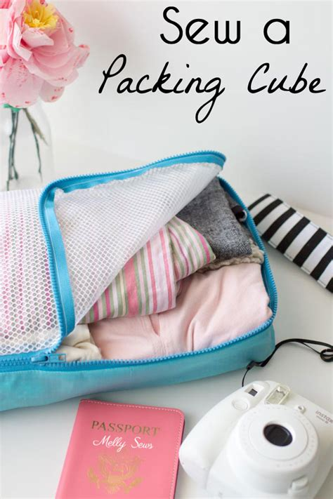 Diy Suitcase Cubes