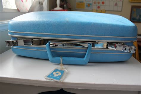 Diy Suitcase Makeover