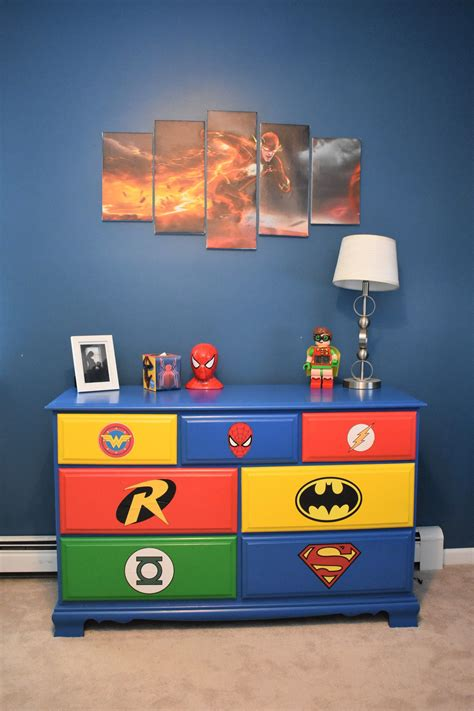 Diy Superhero Bedroom Decor