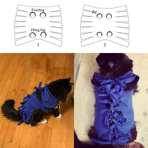 Diy Surgery Shirts For Dogs