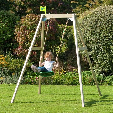 Diy Swing Frame For Kids Single Swing