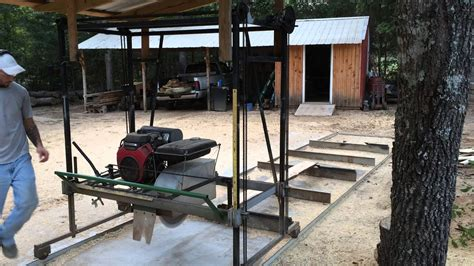 Diy Swing Saw Mill