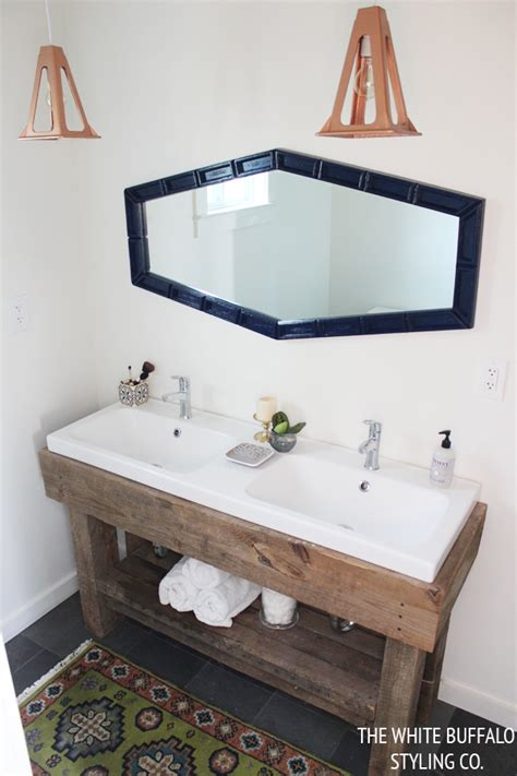 Diy Table Base Bath Vanity