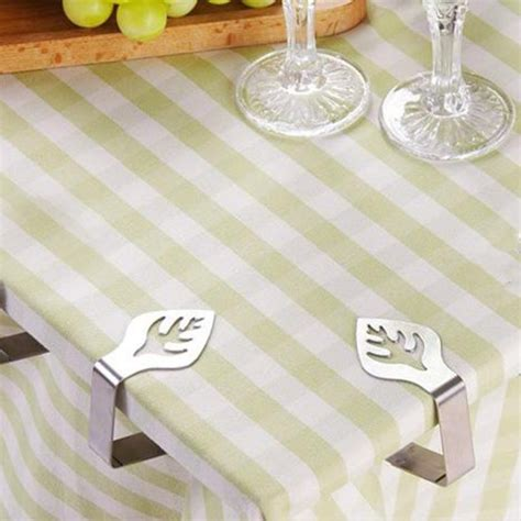 Diy Table Clips