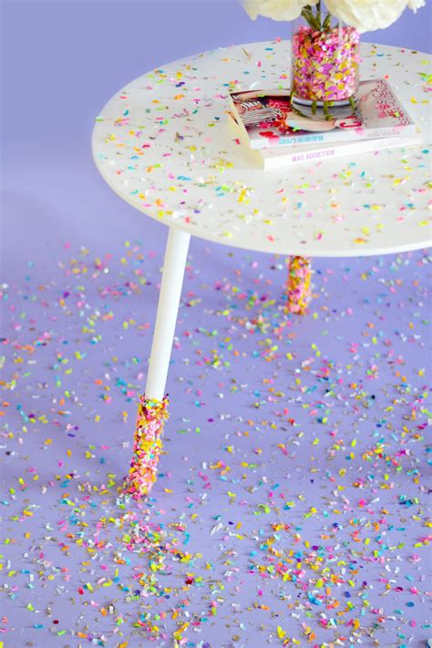 Diy Table Confetti