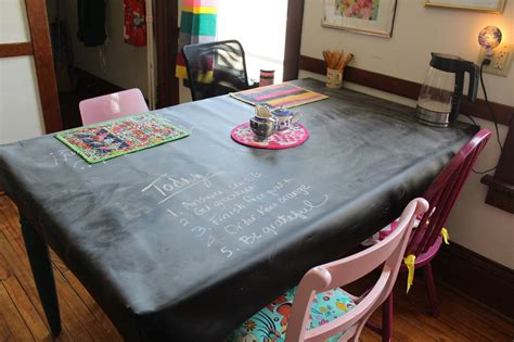 Diy Table Covers