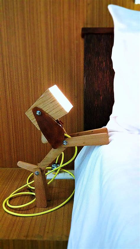 Diy Table Lamp Design