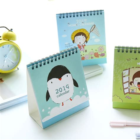 Diy Table Planner Calendar