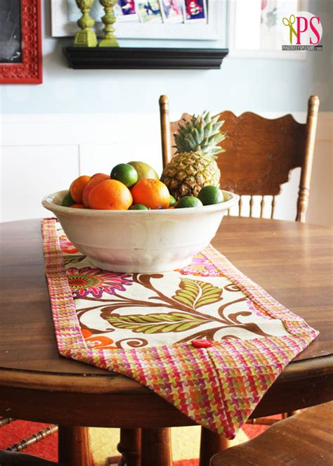 Diy Table Runners Pinterest Recipes