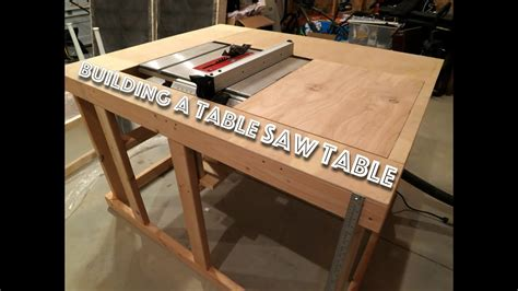 Diy Table Saw Cheap