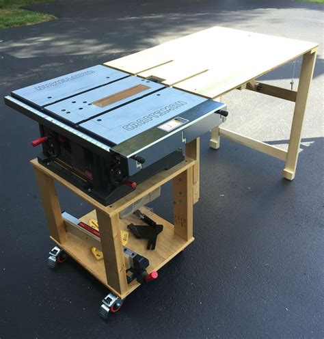 Diy Table Saw Feeders
