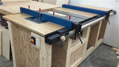 Diy Table Saw Fence By Hutch