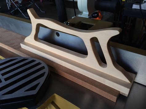 Diy Table Saw Push Tool