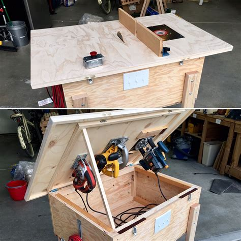 Diy Table Saw Sander