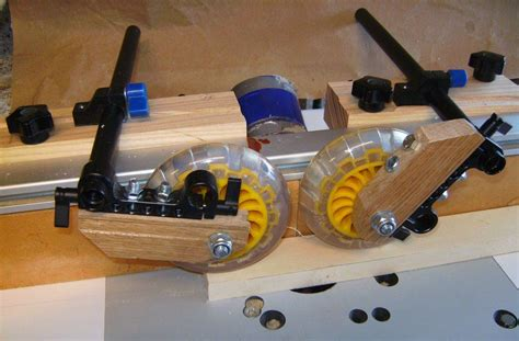 Diy Table Saw Stock Guides