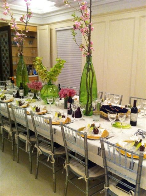 Diy Table Scapes For Passover