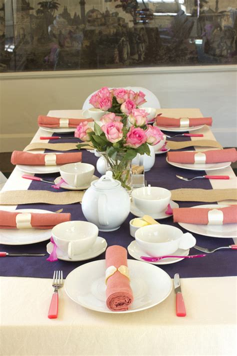 Diy Table Setting Ideas