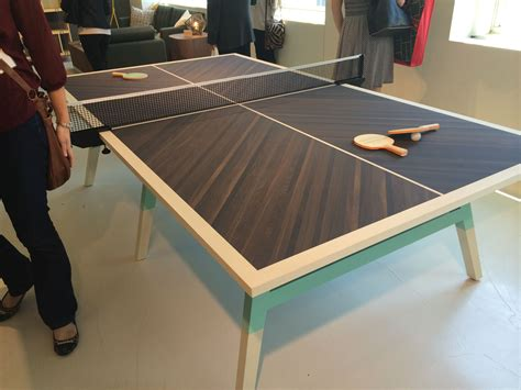 Diy Table Tennis Table Outside String