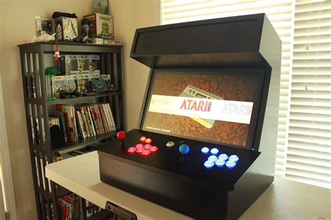 Diy Table Top Arcade Machine