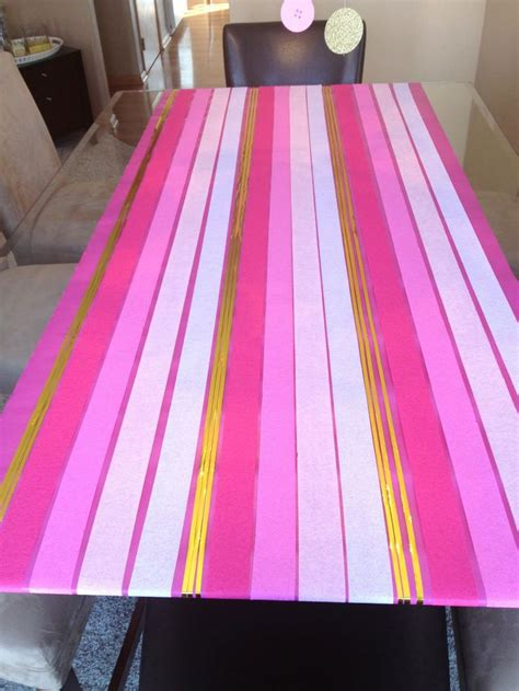 Diy Tablecloth Ideas