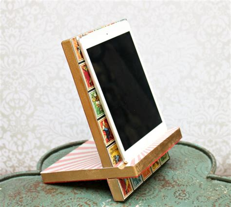 Diy Tablet Stand
