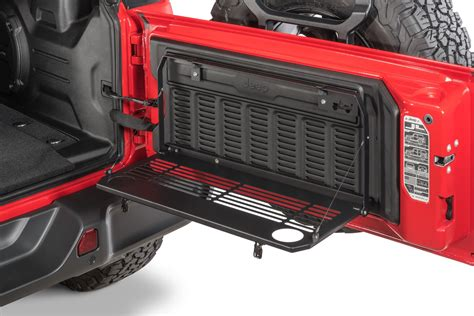 Diy Tailgate Table Jeep Accessories