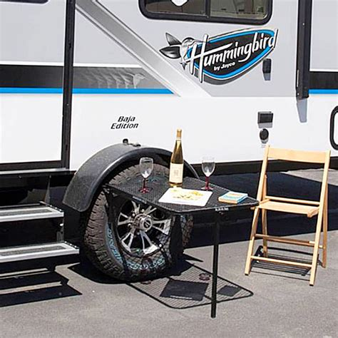 Diy Tailgater Tire Table Base
