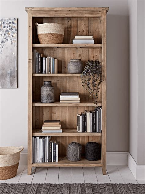 Diy Tall Bookcase