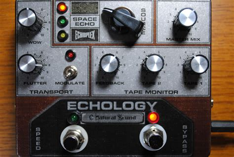 Diy Tape Delay Guitar Pedal