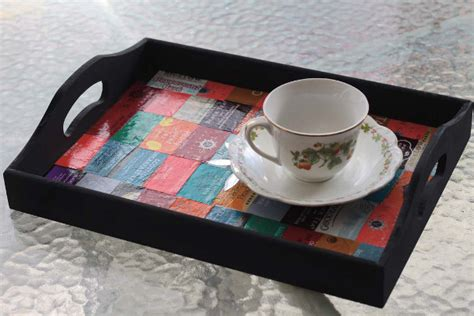 Diy Tea Tray