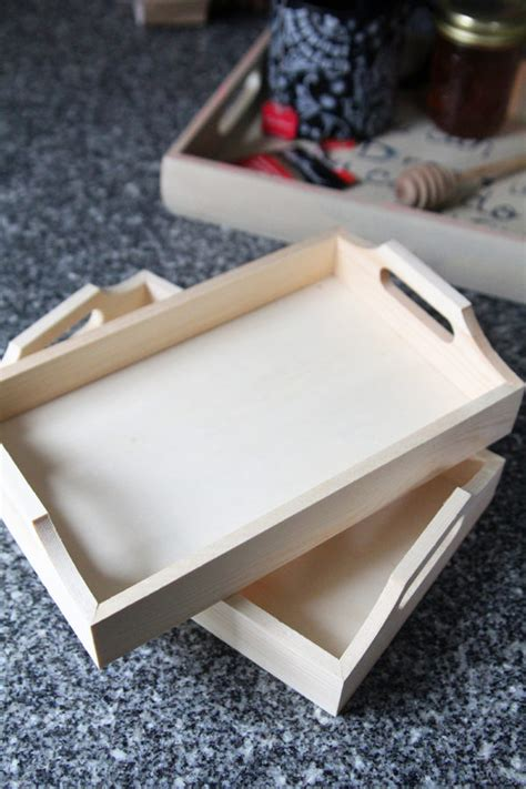 Diy Tea Tray Set