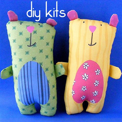 Diy Teddy Bear Kit
