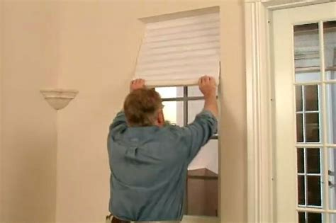 Diy Temporary Blind For Window