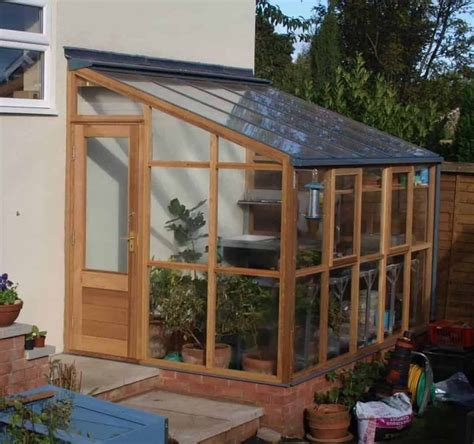 Diy Temporary Lean To Greenhouse