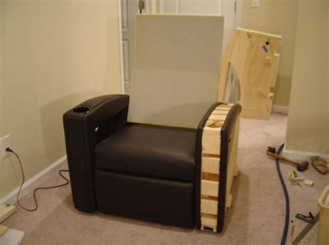 Diy Theater Chair