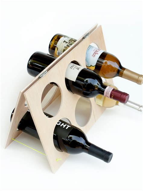 Diy Things To Do With A Small Wine Rack