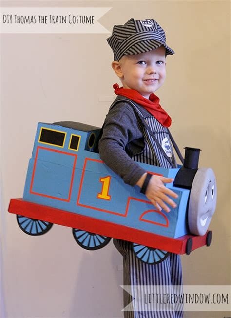 Diy Thomas The Train Costume Dimensions