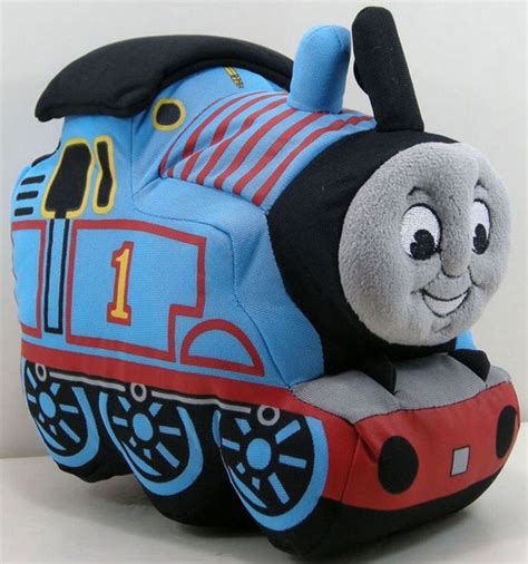Diy Thomas The Train Stuffed Toy