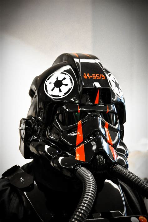 Diy Tie Fighter Pilot Costume